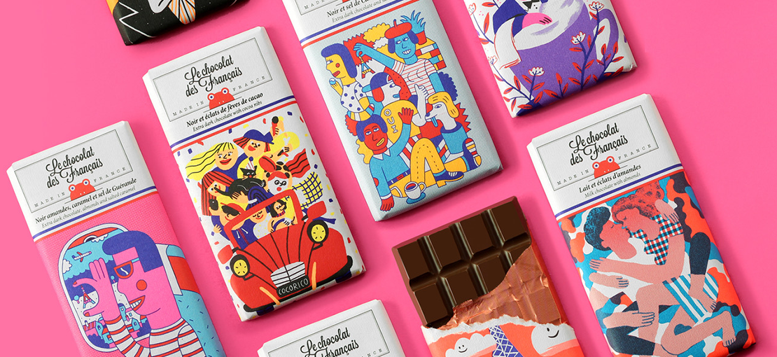 tablettes de chocolats le chocolat des français